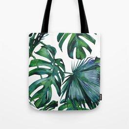 Tropical Palm Leaves Classic II Tote Bag