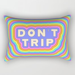 !dOnT tRiP! Rectangular Pillow