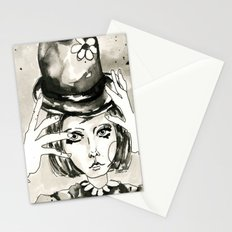 Magic hands Stationery Cards