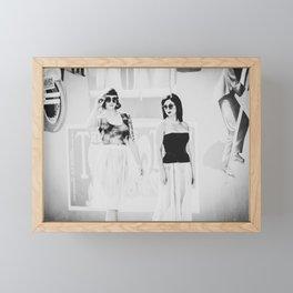 Sunday Stroll Framed Mini Art Print