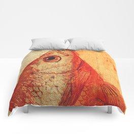 Piscibus 11 Comforters