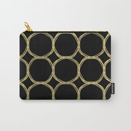 Gold Rings 2 Carry-All Pouch