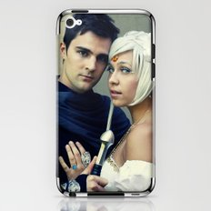 Sailor Moon - Prince Endymion and Princess Serenity iPhone & iPod Skin