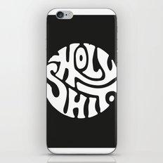Holy Shit iPhone & iPod Skin