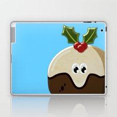 Christmas pudding Laptop & iPad Skin