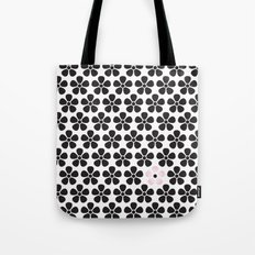 Not All Black Tote Bag