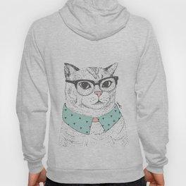 Fancy Cat Hoody