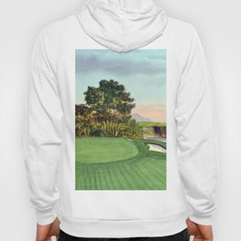 Pebble Beach Golf Course 5th Hole Hoody