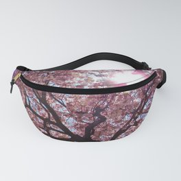 Pink Cherry Blossom Tree 1 Fanny Pack