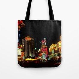 Las Vegas Nevada Tote Bag