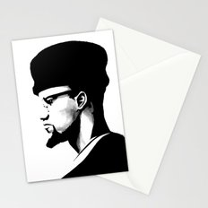 Malik El-Shabazz Stationery Cards