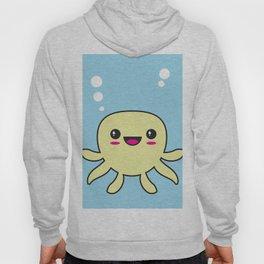 Kawaii Octopus Hoody