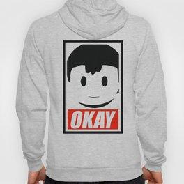 OBEY Ness OKAY Hoody