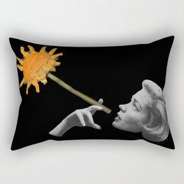 Capnolagnia Rectangular Pillow