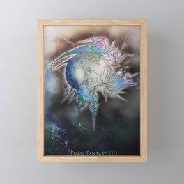 Cocoon FFXIII Framed Mini Art Print