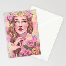 Petals and Thorns 2016 Stationery Cards