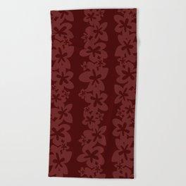 Semeru Beach Towel