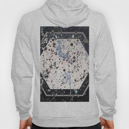 Attraction - hexagon graphic Hoody