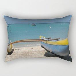 Hawaii #1 Rectangular Pillow