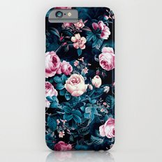 Roses Blue Slim Case iPhone 6s