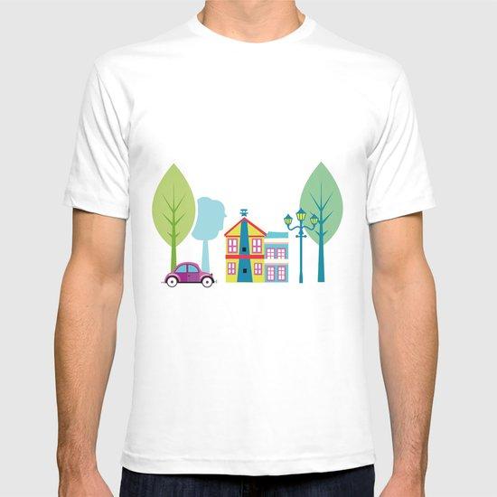 Ski house T-shirt
