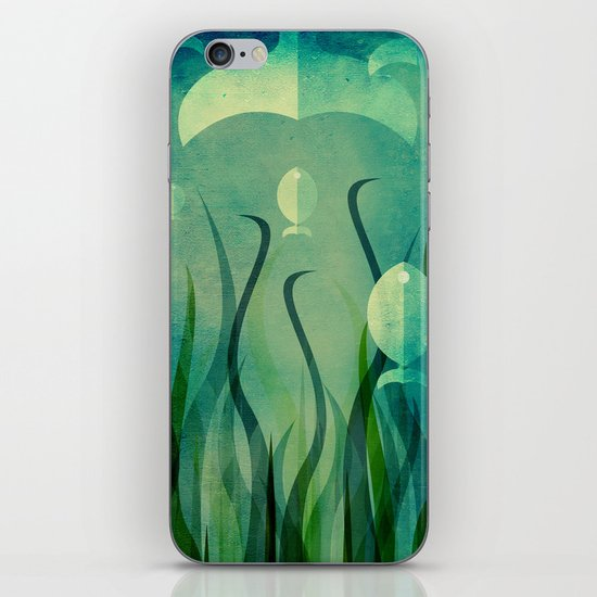 Up iPhone & iPod Skin