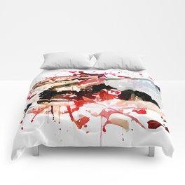 Murder Catfish Comforters