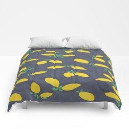 Lemon Drops Comforters