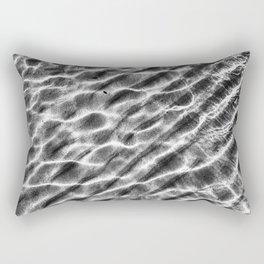 Ripple effect Rectangular Pillow