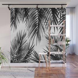 Palm Leaf Jungle Vibes #3 #tropical #decor #art #society6 Wall Mural