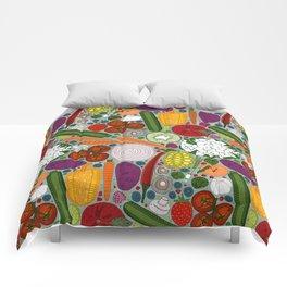 the good stuff mint Comforters