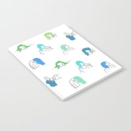 Moods Notebook