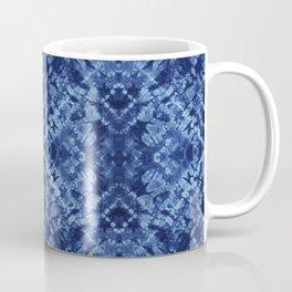Indigo Diamonds Coffee Mug