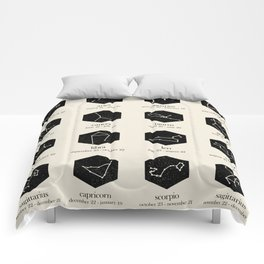 Zodiac Comforters