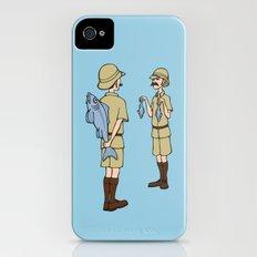Fish Slapping Dance Slim Case iPhone (4, 4s)