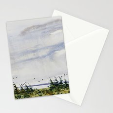the bay Stationery Cards