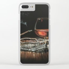 After Hours IV Clear iPhone Case
