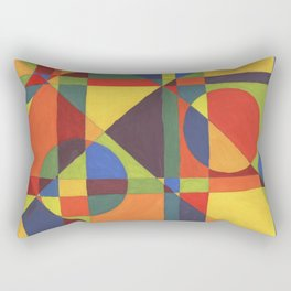 Intdes Rectangular Pillow