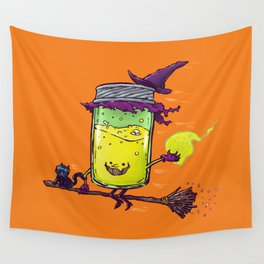 The Witch Jam Wall Tapestry