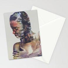 Wilderness Heart II Stationery Cards