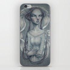 White Wedding iPhone & iPod Skin