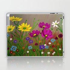 Spring Wild flowers  Laptop & iPad Skin