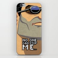 ben giles iPhone & iPod Skins featuring Ben by Be Yourself