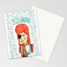Ziggy Stardust. Stationery Cards