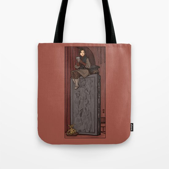 ....to find a way out! Tote Bag