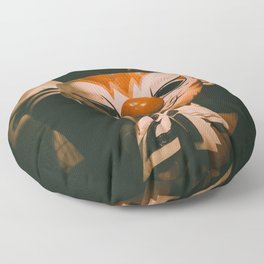 Halloween Horrors Floor Pillow