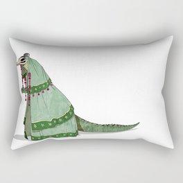 Little Old Lady Rectangular Pillow