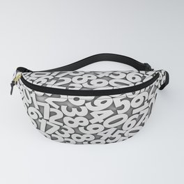 By the numbers Fanny Pack