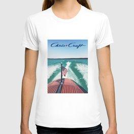 Chris Craft Boating T-shirt