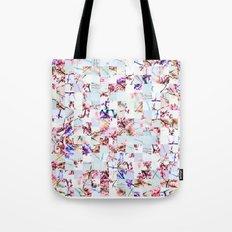 Spring Stitch Tote Bag